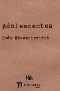 Adolescentes - Portada